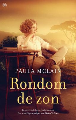 roman, Rondom de zon, lezen, Paula McLain