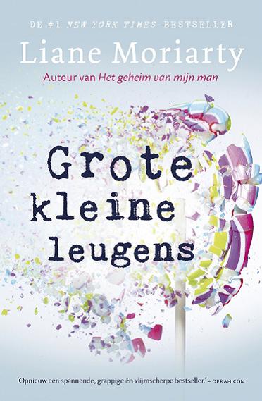 roman, boek, Grote kleine leugens, Liane Moriarty