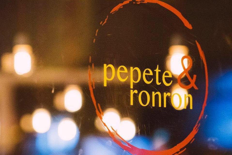 Pepete et Ronron