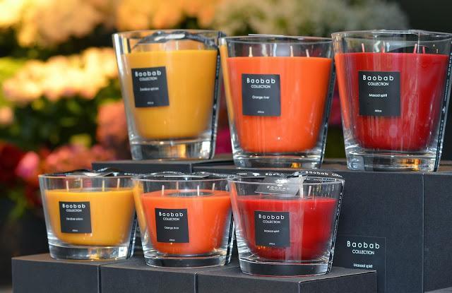 Baobab, kaarsen, Evi Van Acker, bloembinderij, lochristi