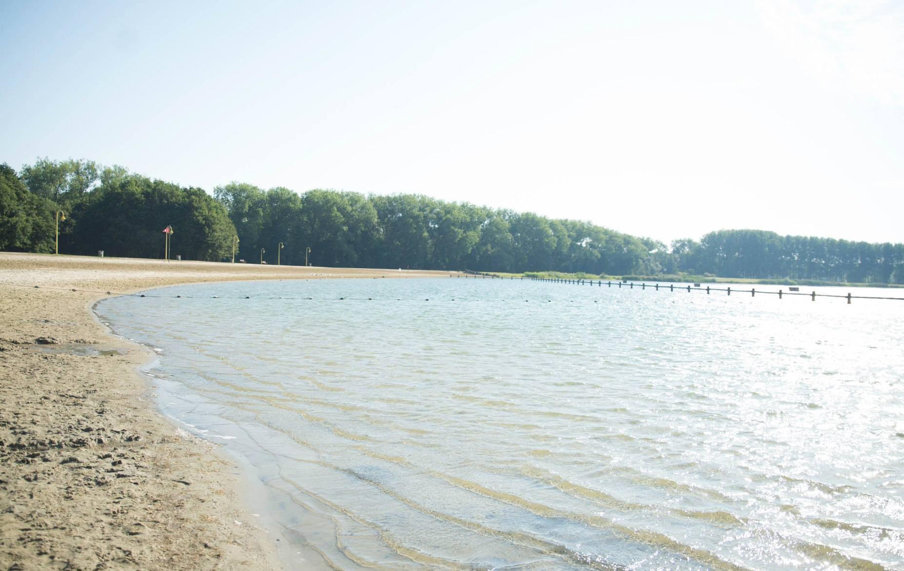 Nieuwdonk, Berlare, zomer, openlucht, zwemmen