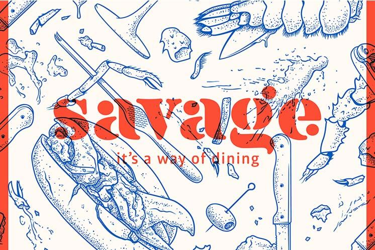 Savage Lobster Bar, restaurant, kreeft, Antwerpen, kreeftenbar