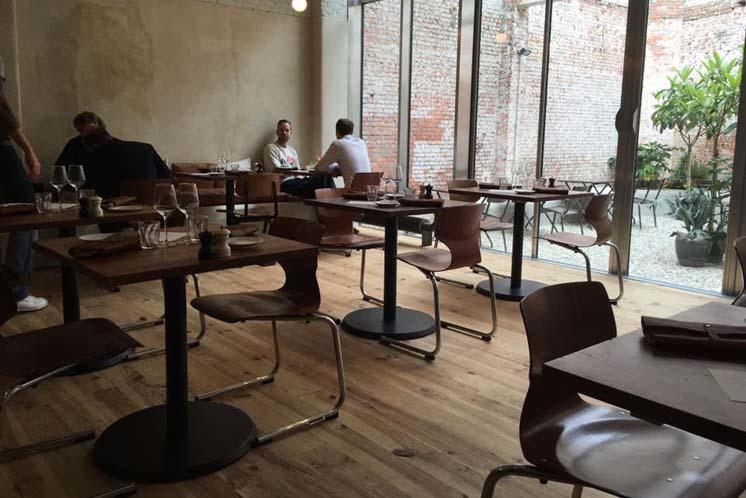 Restaurant, Veranda, Antwerpen, gastronomie
