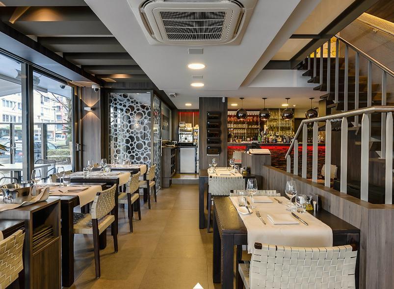 Mathilda, seafood, visrestaurant, Belgische Kust, Oostende