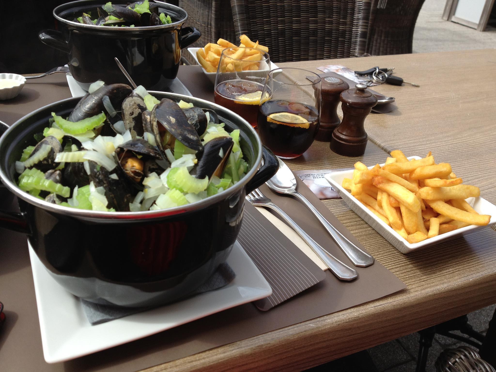 Kombuis, Zeebrugge, Belgische Kust, visrestaurant, seafood