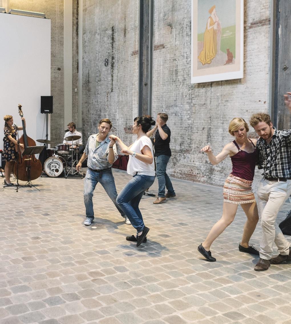 Antwerpen, museum, nacht, expo, dansen