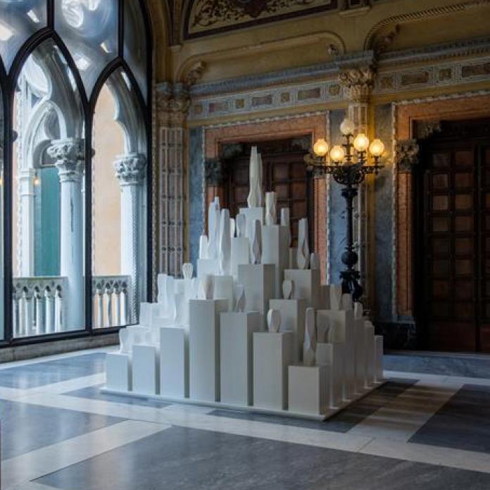 Venetië, expo, overzicht, Zaha Hadid