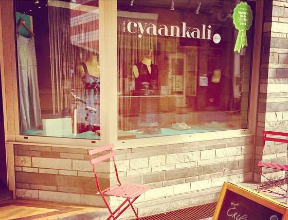 Cyaankanli, tweedehands, shop, Leuven, boetiek