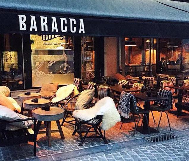 Baracca, Leuven, Italiaans, sharing food, foodbar
