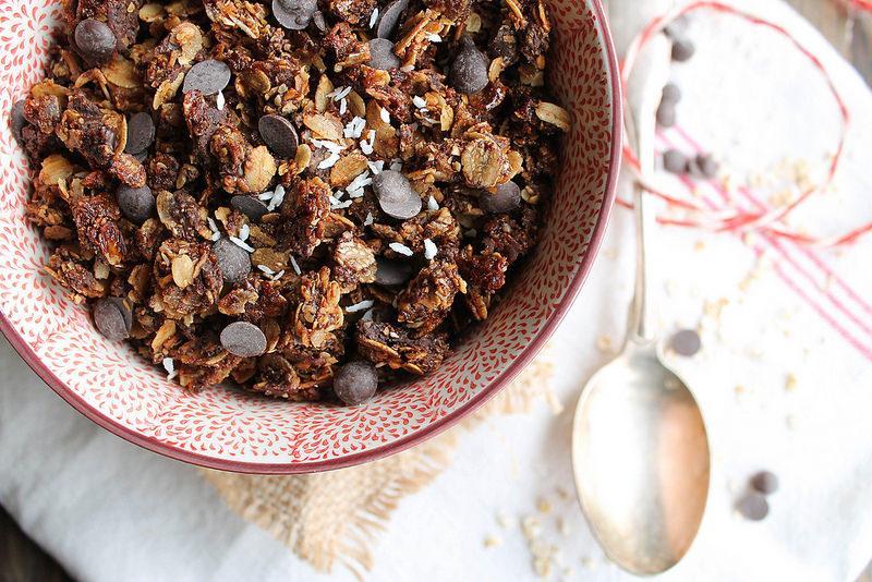 granola choco-coco
