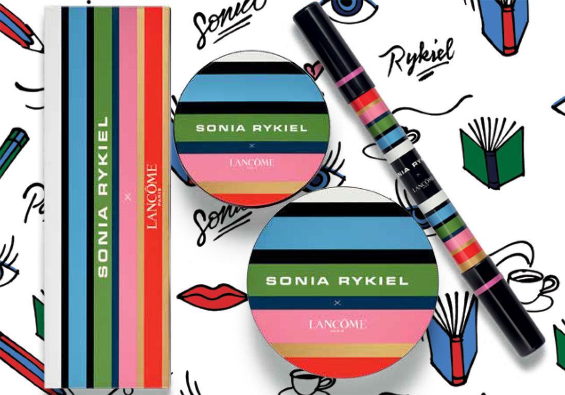 Sonia Rykiel x Lancôme