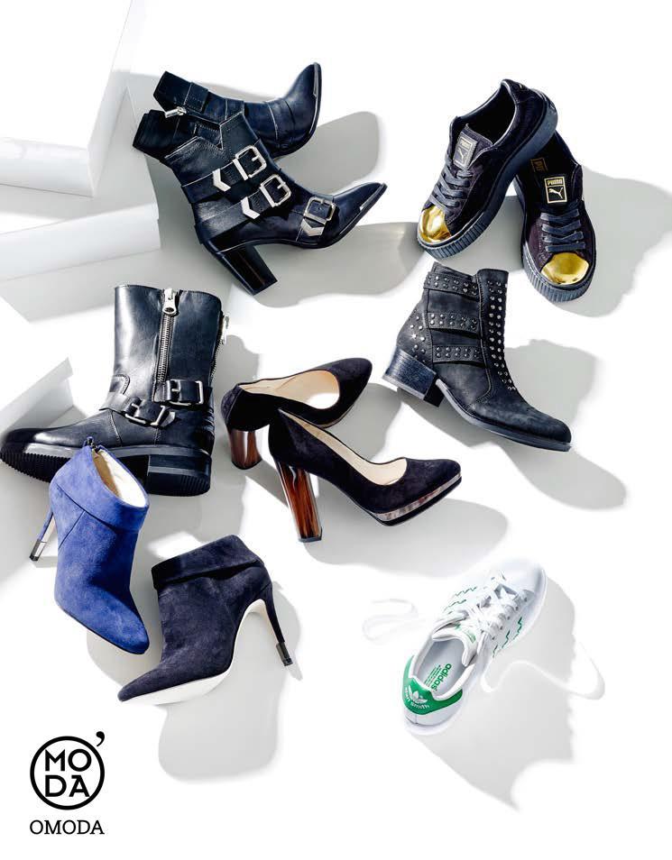 1e4993b9a94 Win 1 jaar lang gratis schoenen bij Omoda t.w.v € 1.200