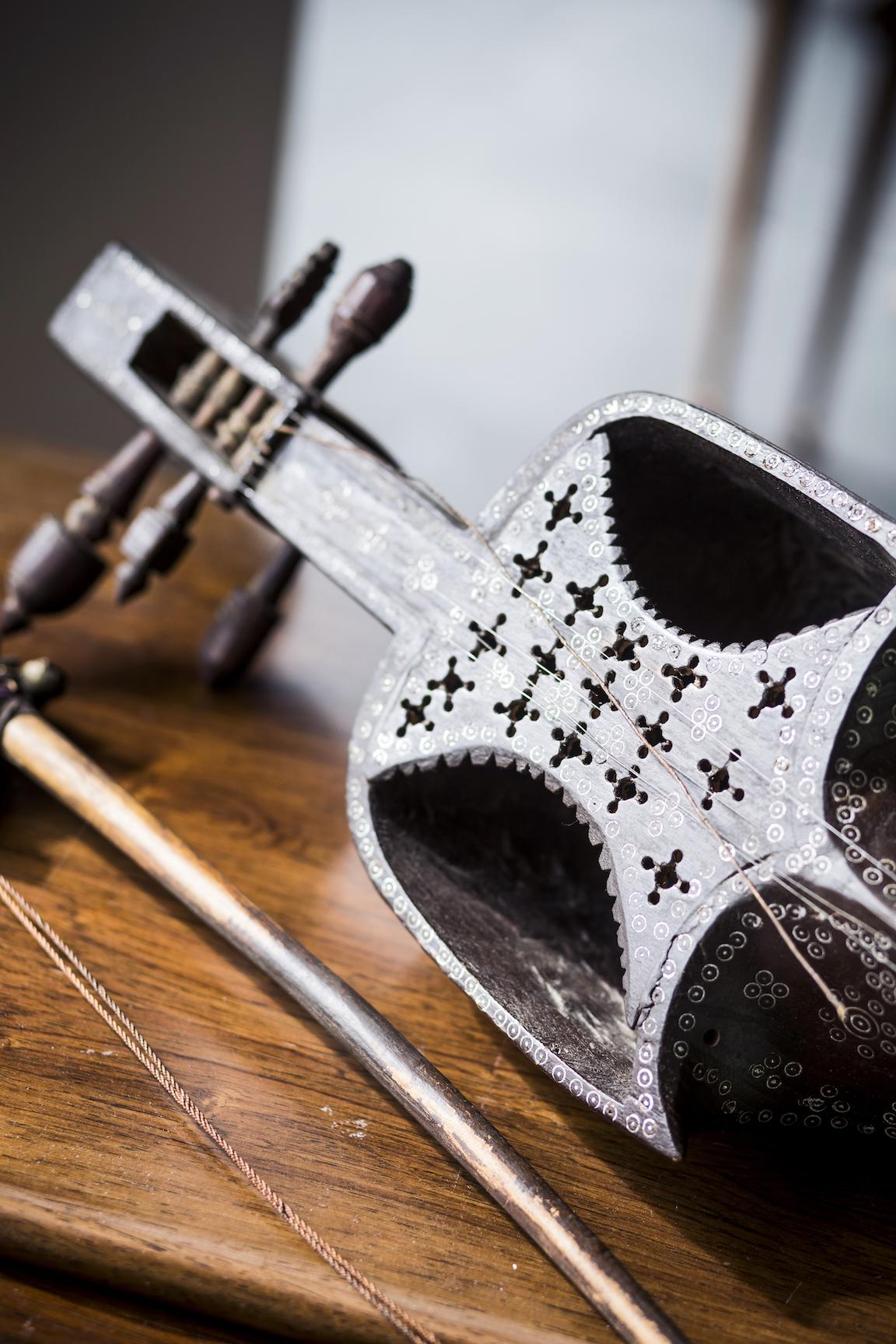 Hadja Lahbib - violon