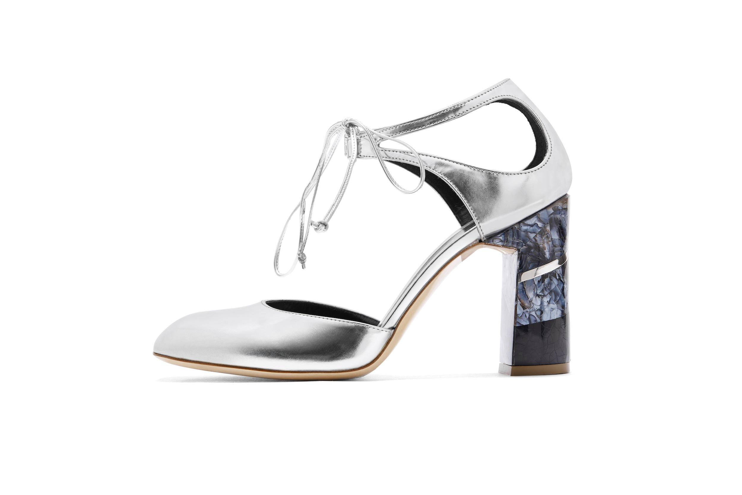 Issey Pearl NT SS17-01 Silver Mirror SIDE