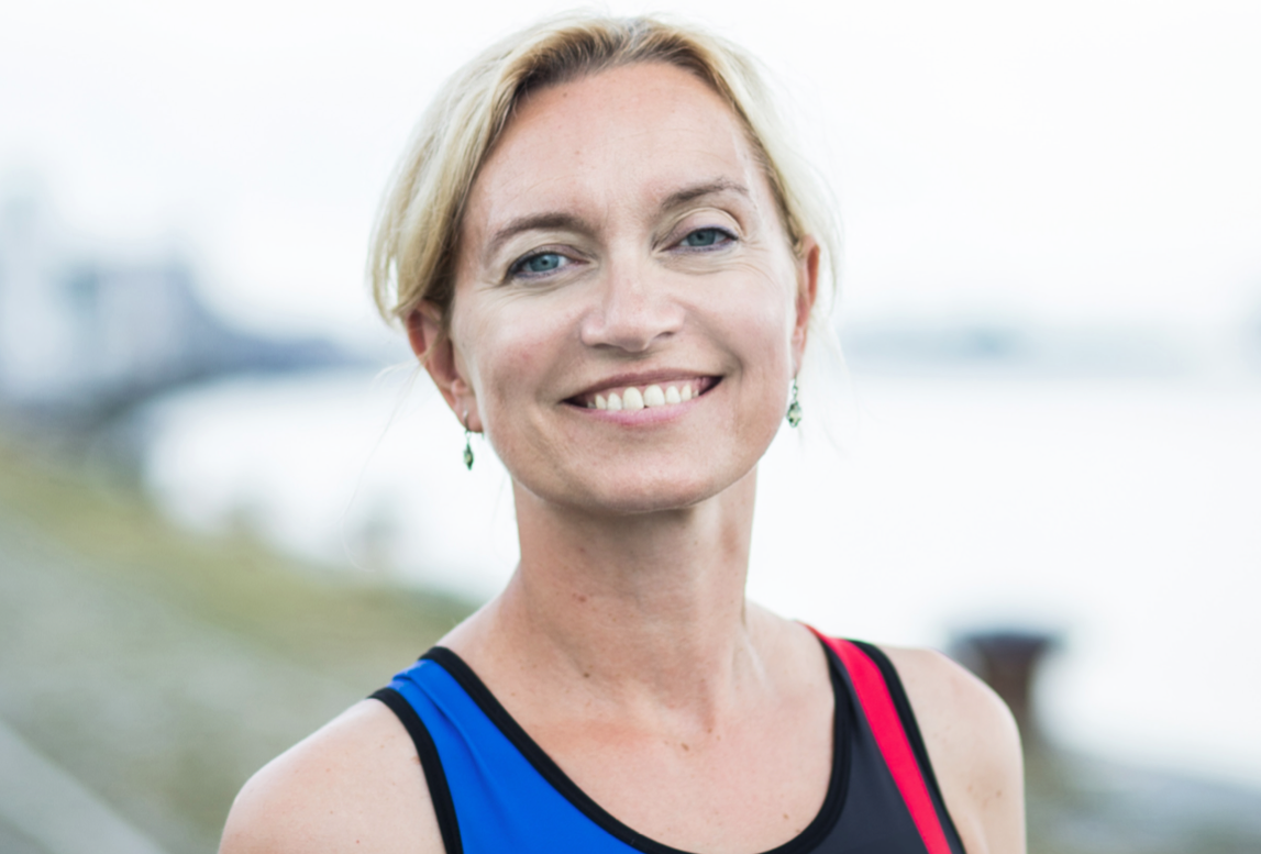 Courir pour guérir: Claudia