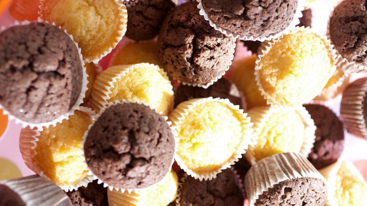 hoe maak ik cupcake beslag