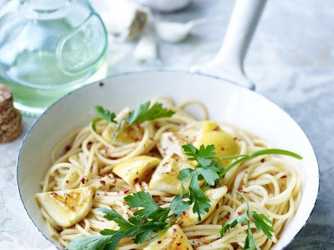 spaghetti koken zonder kleven