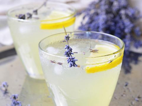 Lavender with a lemon twist