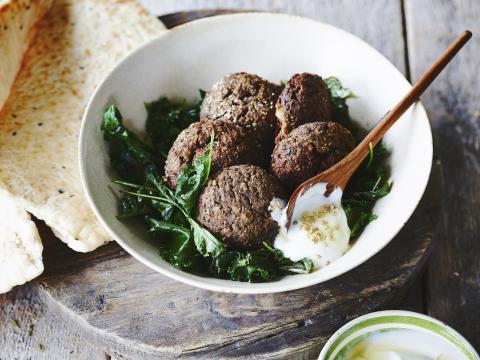 7 recettes végétariennes avec des boulettes - Cuisine et ...