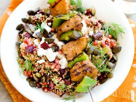 8 idées avec du quinoa - Cuisine et Recettes - Recette ...
