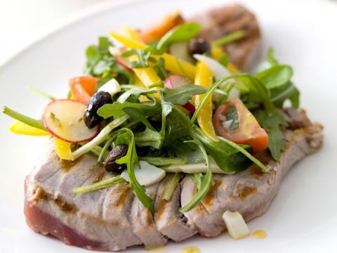 tonijn - libelle lekker