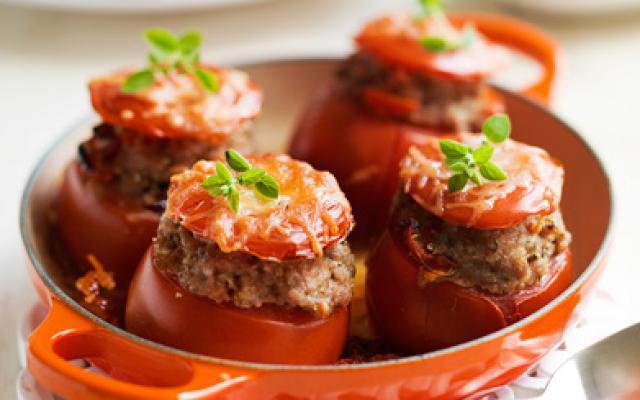 gevulde tomaten (2) - libelle lekker
