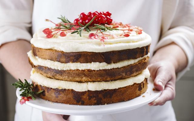 Gateau De Cake Au Mascarpone Cuisine Et Recettes Recette