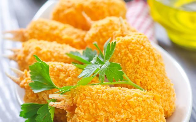 Mini Croquettes Aux Crevettes Grises Cuisine Et Recettes Recette