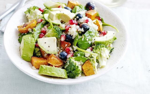 Quinoa superfoodbowl