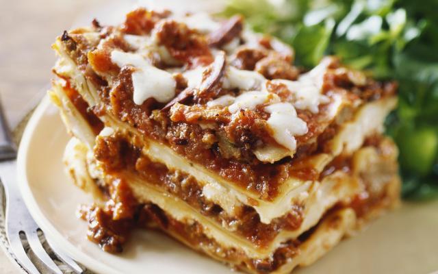 makkelijke lasagne bolognese