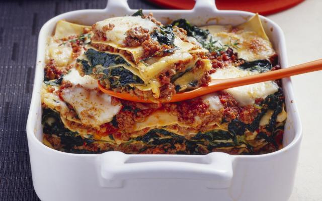 recept voor lasagne met gehakt
