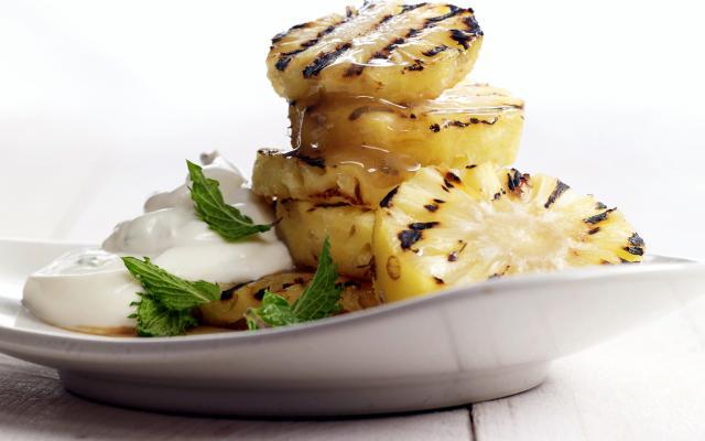 Genoeg Ananas met mascarponecrème - Libelle Lekker @CP15