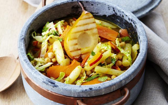 welke groenten in stoofpotje