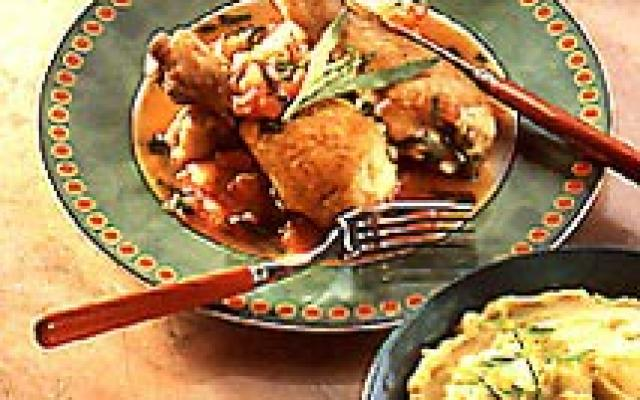 Poulet à la sauce estragon - Cuisine et Recettes - Recette - Femmes ... c0857de76c4