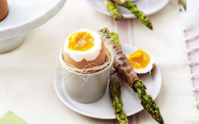 duur zacht gekookt ei