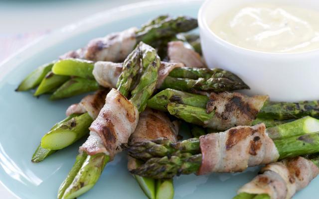 groene asperges gourmet