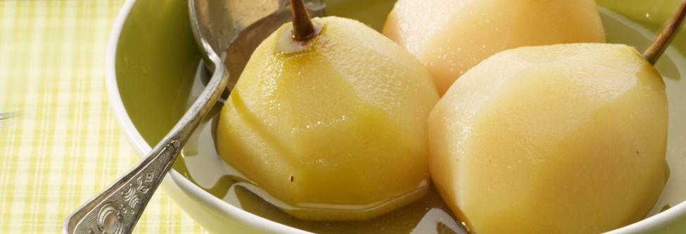 hoe peren stoven