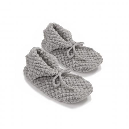 Pantoufles en tricot, Etam Lingerie, 12,90 €