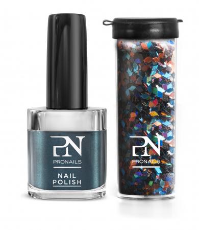 Nail Facets Polish & Glitters – € 12,99 & € 18,95