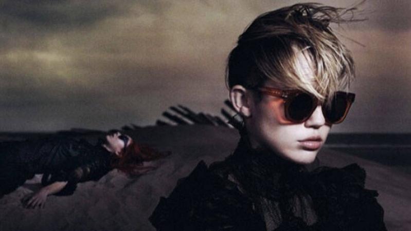 Miley Cyrus voor Marc Jacobs