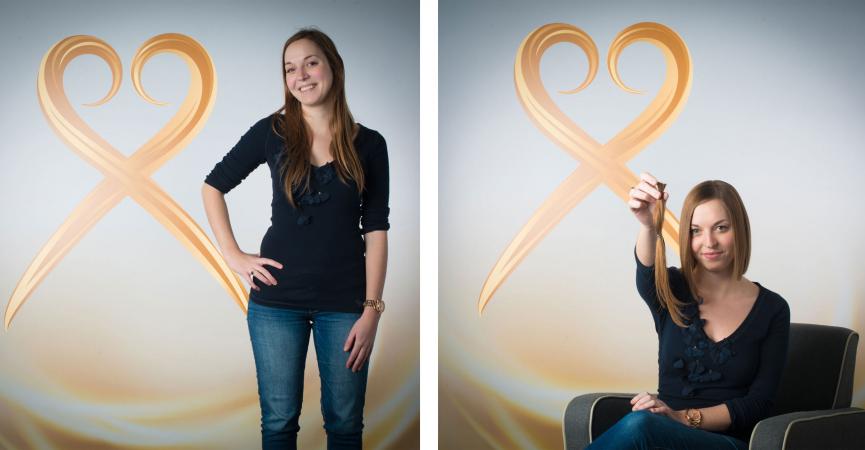 De voor en na van Natalie (27, grafisch ontwerper)