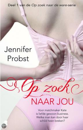 Op zoek naar jou –  Jennifer Probst