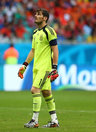 Ikkes Casillas – Espagne