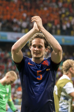 Daley Blind – Hollande