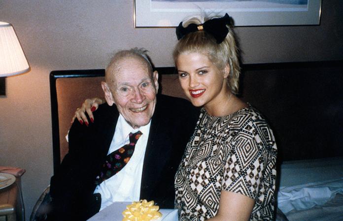 1. Anna-Nicole & J. Howard Marshall