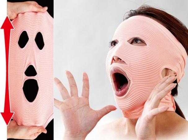 Masque d'exercice Facewaver