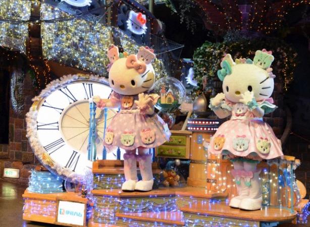 Hello Kitty land – Japan
