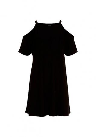 'Cold Shoulder' jurk