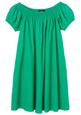 Groen zomerjurkje