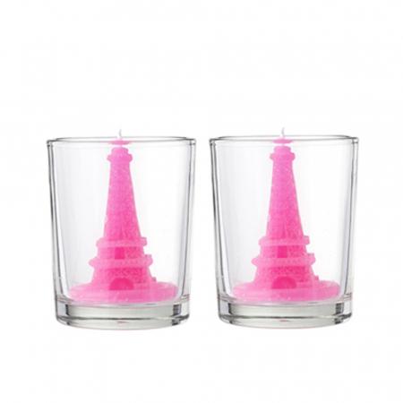 Eiffeltoren kaarsjes